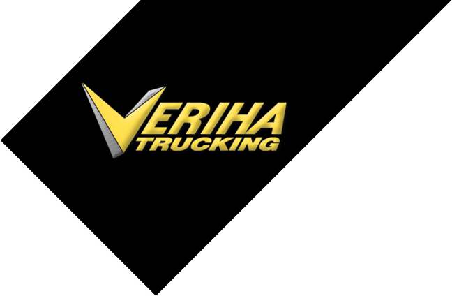 Veriha Trucking Logo