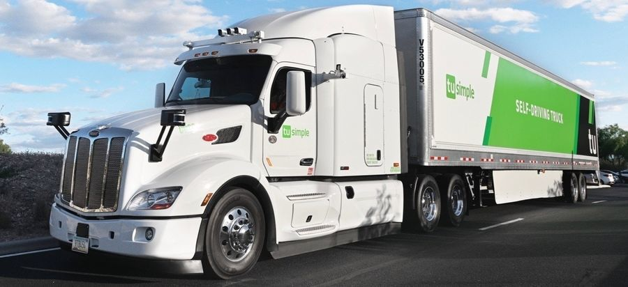 Autonomous trucks on USPS test run | TruckingTruth News