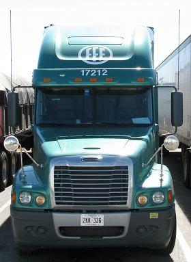 FFE Training academy truck