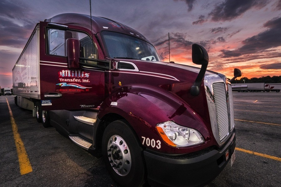 Millis Transfer Paid CDL Training Program Review