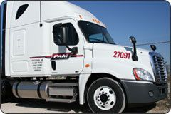 Driver solutions CDL training truck