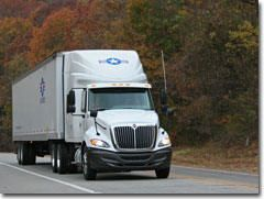 Driver Solutions training truck