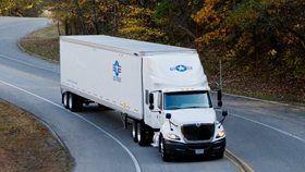 USA Truck tractor trailer