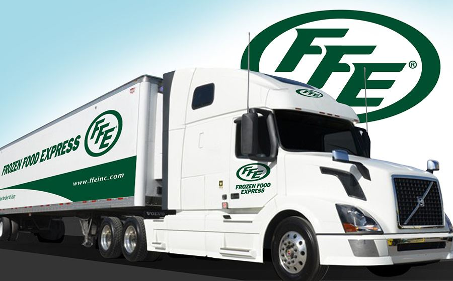 FFE Transportation paid cdl training truck
