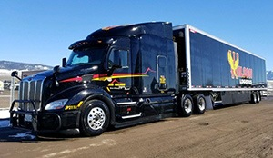 jim palmer truck for paid cdl training
