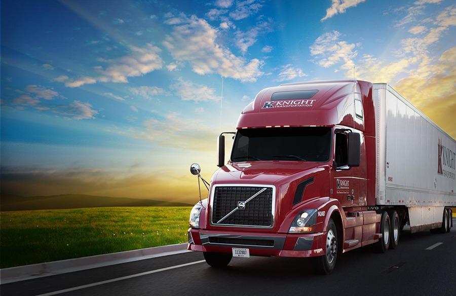 Knight Trucking School - Company-Sponsored CDL Training