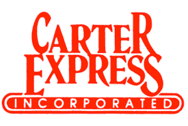 Carter Express company-sponsored CDL program logo