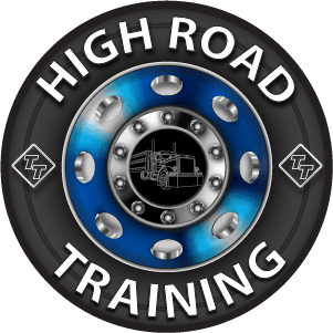 High Road Training Program Logo